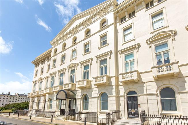Asking Price £1,100,000, 3 Bedroom Flat For Sale in East Sussex, BN3