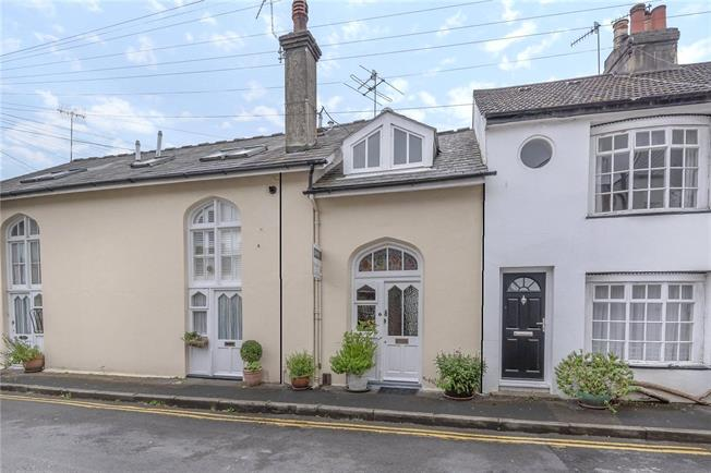 Asking Price £450,000, 2 Bedroom Terraced House For Sale in Preston, BN1