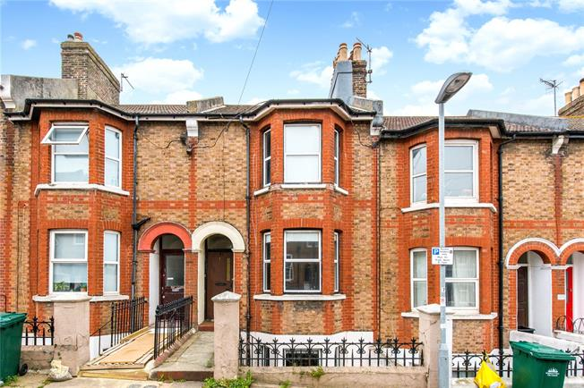 Asking Price £500,000, 4 Bedroom Terraced House For Sale in East Sussex, BN2