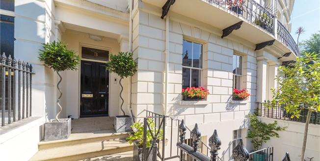 Offers in excess of £1,500,000, 4 Bedroom Terraced House For Sale in East Sussex, BN1
