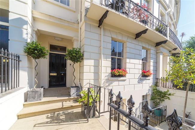 Price on Application, 4 Bedroom Terraced House For Sale in East Sussex, BN1