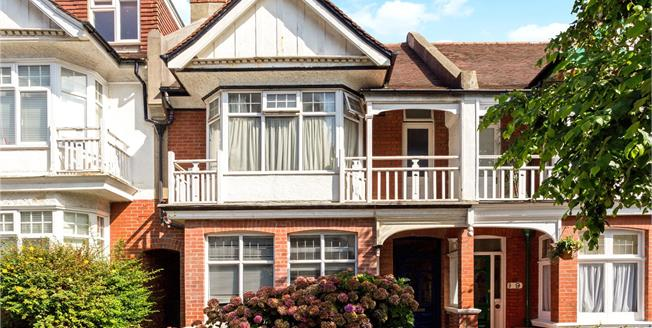 Asking Price £725,000, 4 Bedroom Semi Detached House For Sale in Hove, BN3