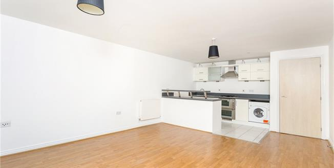 Asking Price £269,950, 1 Bedroom Flat For Sale in Brighton, BN1
