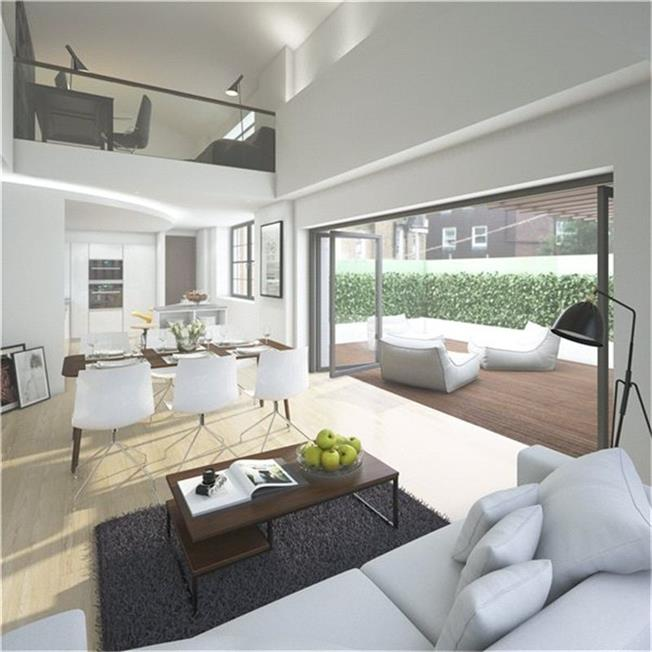 Asking Price £1,555,000, 2 Bedroom House For Sale in London, NW1