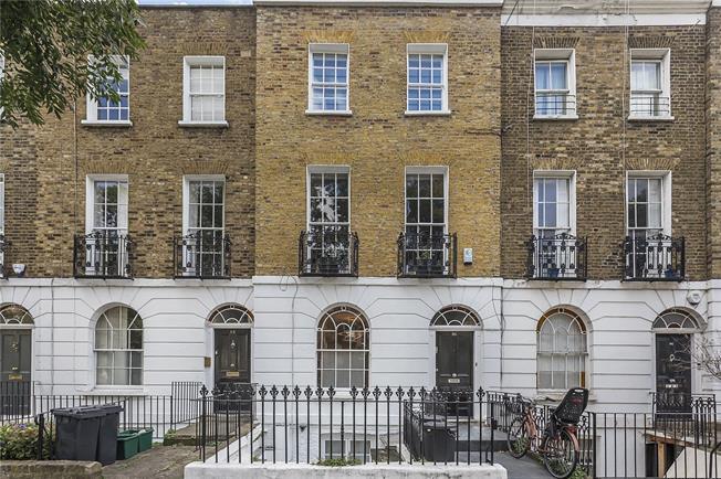 Asking Price £2,000,000, 4 Bedroom Terraced House For Sale in London, N1