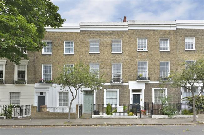 Asking Price £1,795,000, 3 Bedroom Terraced House For Sale in London, N1