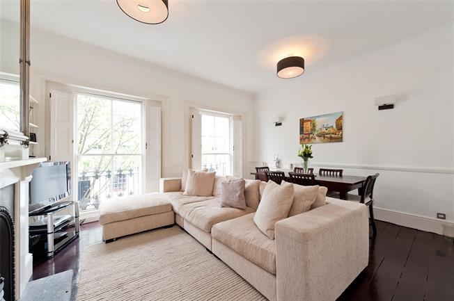 Asking Price £999,999, 3 Bedroom Flat For Sale in London, N1