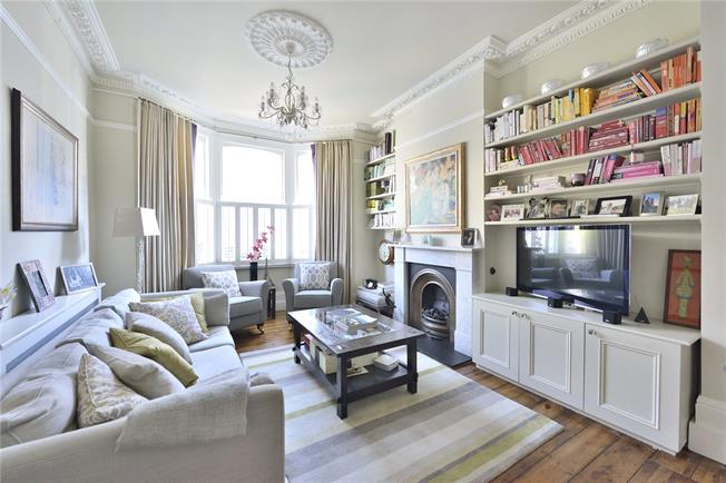 Asking Price £2,250,000, 4 Bedroom Terraced House For Sale in London, N5