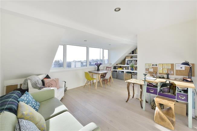 Asking Price £499,950, 1 Bedroom Flat For Sale in London, N5