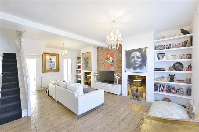 Guide Price £1,150,000, 2 Bedroom Terraced House For Sale in London, E9