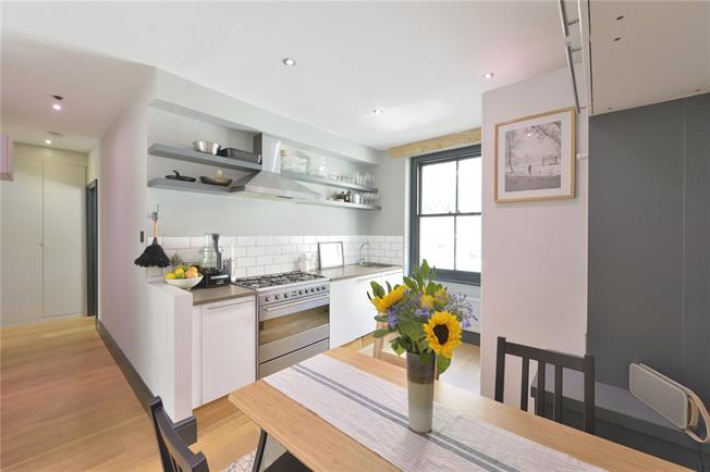 Offers in excess of £499,950, 1 Bedroom Flat For Sale in London, N1