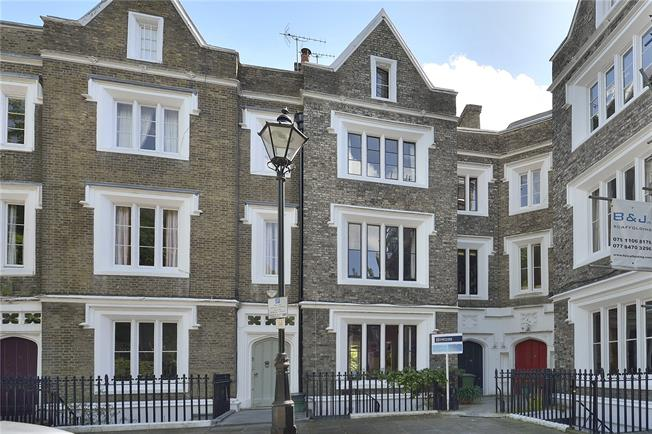 Price on Application, 6 Bedroom Terraced House For Sale in London, N1