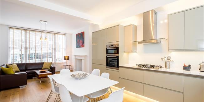 Asking Price £1,265,000, 2 Bedroom Flat For Sale in London, N1