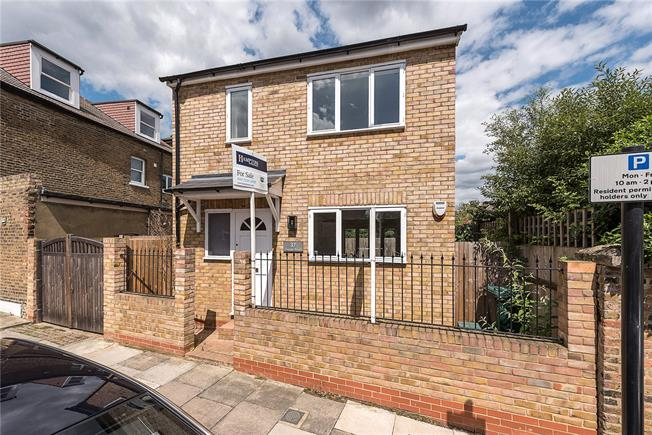 Offers in the region of £735,000, 3 Bedroom Detached House For Sale in London, N19