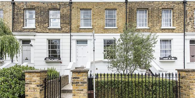 Asking Price £1,195,000, 2 Bedroom Terraced House For Sale in London, N16