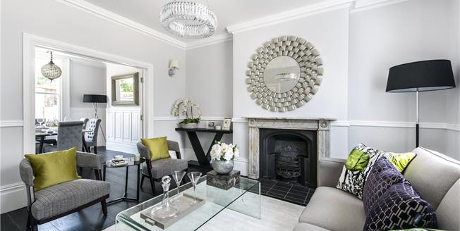 Offers in excess of £1,950,000, 4 Bedroom Terraced House For Sale in London, N1