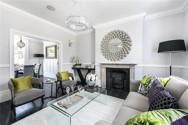 Offers in excess of £1,799,000, 4 Bedroom Terraced House For Sale in London, N1