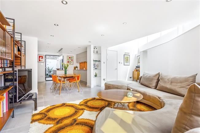 Asking Price £1,495,000, 6 Bedroom Terraced House For Sale in London, N7