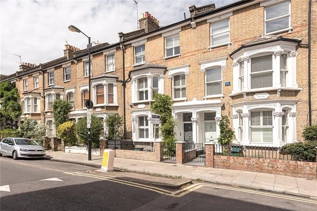 Asking Price £2,090,000, 5 Bedroom Terraced House For Sale in London, N5