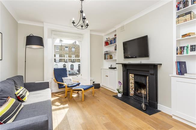 Asking Price £825,000, 2 Bedroom Flat For Sale in London, N1