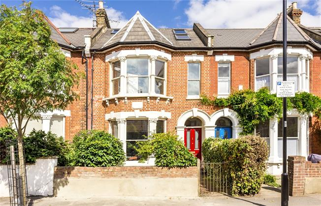 Asking Price £1,600,000, 5 Bedroom Terraced House For Sale in London, N16