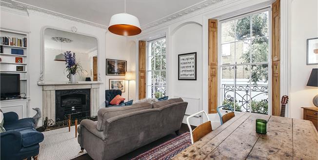 Asking Price £1,200,000, 2 Bedroom Flat For Sale in London, N1