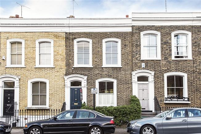 Offers in excess of £1,595,000, 3 Bedroom Terraced House For Sale in London, N1