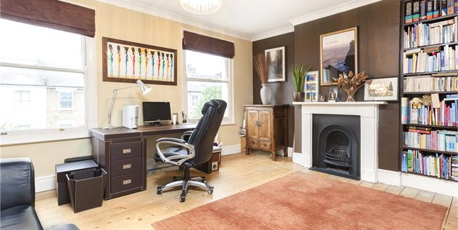 Offers in excess of £1,200,000, 4 Bedroom Terraced House For Sale in London, N4