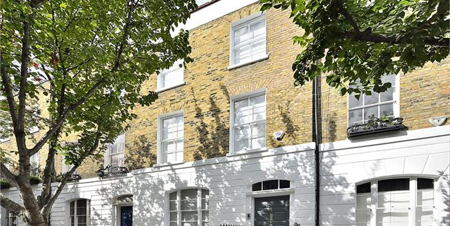Asking Price £3,250,000, 3 Bedroom Terraced House For Sale in London, N1