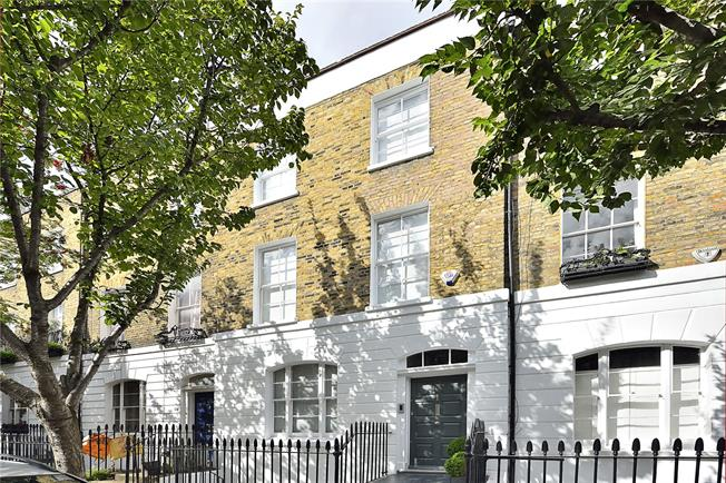 Asking Price £3,250,000, 3 Bedroom Terraced House For Sale in London, N1
