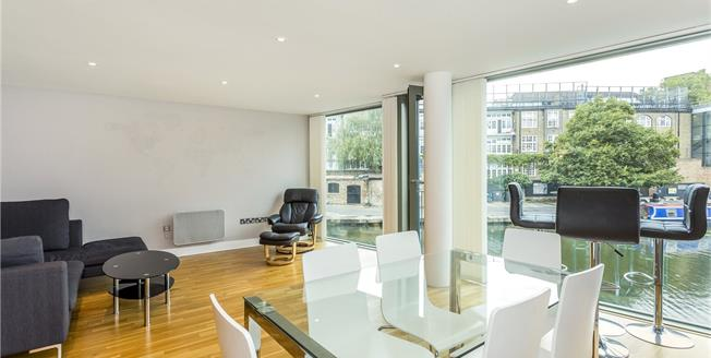 Asking Price £1,250,000, 2 Bedroom Flat For Sale in London, N1