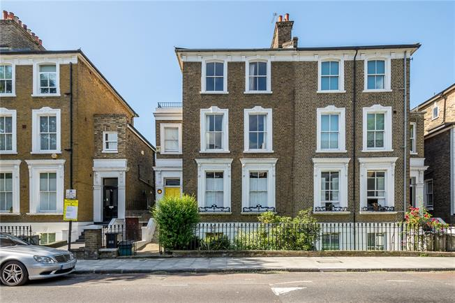 Asking Price £2,000,000, 5 Bedroom Terraced House For Sale in London, N1