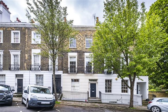Asking Price £2,500,000, 5 Bedroom Terraced House For Sale in London, WC1X