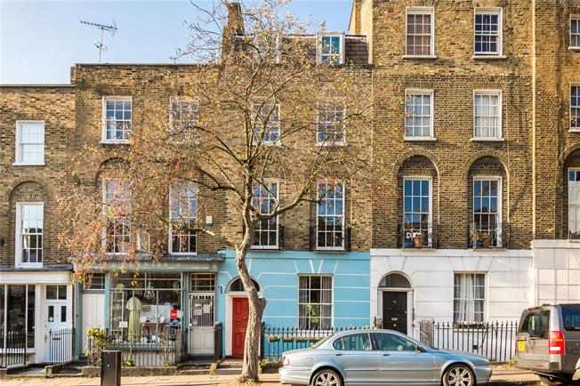Asking Price £2,350,000, 5 Bedroom Terraced House For Sale in London, EC1R
