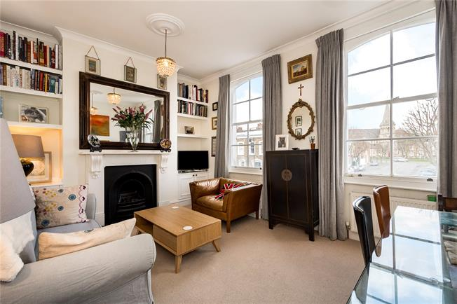 Asking Price £765,000, 2 Bedroom Flat For Sale in London, N1