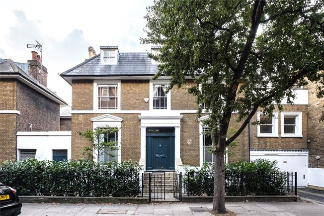 Asking Price £3,250,000, 4 Bedroom Detached House For Sale in London, N1