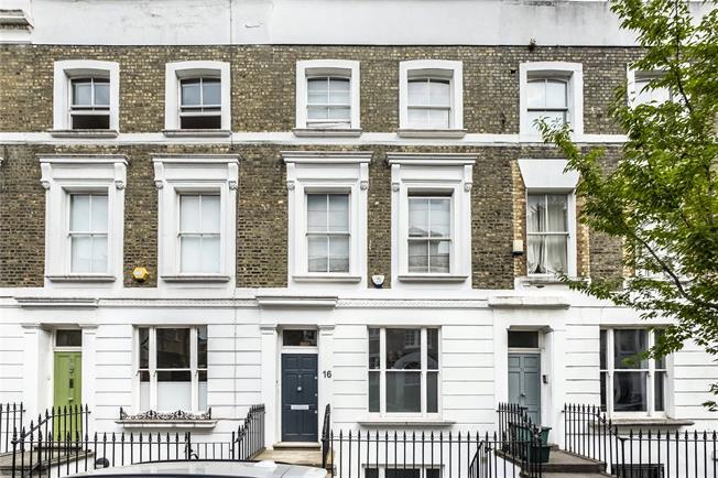 Asking Price £2,350,000, 3 Bedroom Terraced House For Sale in London, N1