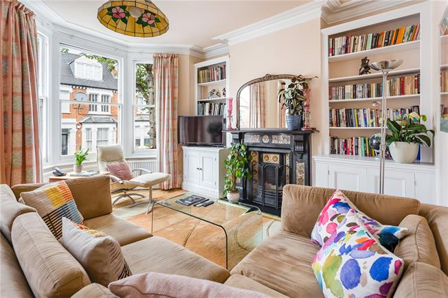 Asking Price £1,675,000, 6 Bedroom House For Sale in London, N5
