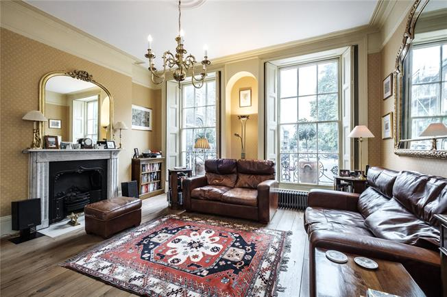 Asking Price £3,500,000, 5 Bedroom Terraced House For Sale in London, EC1R