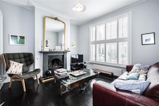 Offers in excess of £1,750,000, 3 Bedroom Terraced House For Sale in London, N1