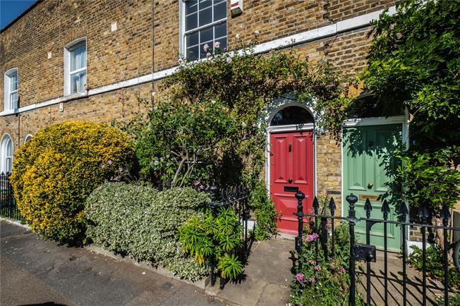 Offers in excess of £1,100,000, 2 Bedroom Terraced House For Sale in London, E8