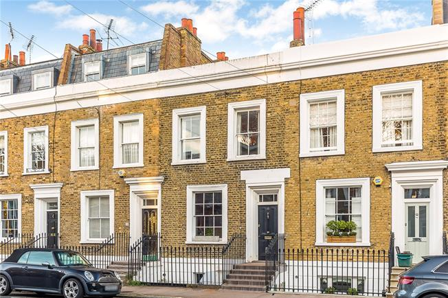 Guide Price £1,000,000, 3 Bedroom Terraced House For Sale in London, N1