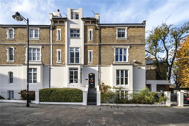 Asking Price £4,000,000, 5 Bedroom Terraced House For Sale in London, N1