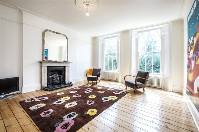 Asking Price £2,750,000, 4 Bedroom Terraced House For Sale in London, N1