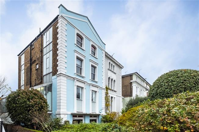 Guide Price £2,500,000, 6 Bedroom Semi Detached House For Sale in London, NW1