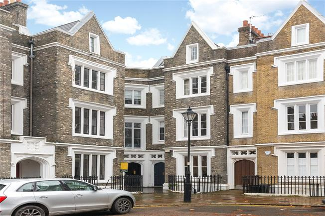 Asking Price £3,500,000, 5 Bedroom Terraced House For Sale in London, N1