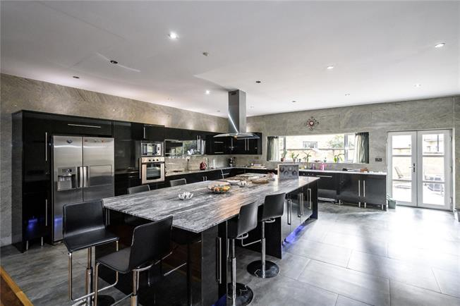 Guide Price £1,500,000, 6 Bedroom End of Terrace House For Sale in London, NW5