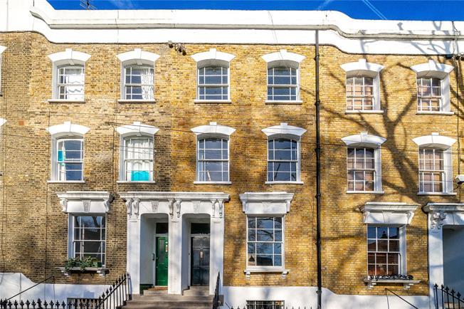 Asking Price £1,850,000, 4 Bedroom Terraced House For Sale in London, N1