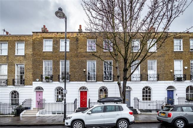 Asking Price £2,000,000, 4 Bedroom Terraced House For Sale in London, N1