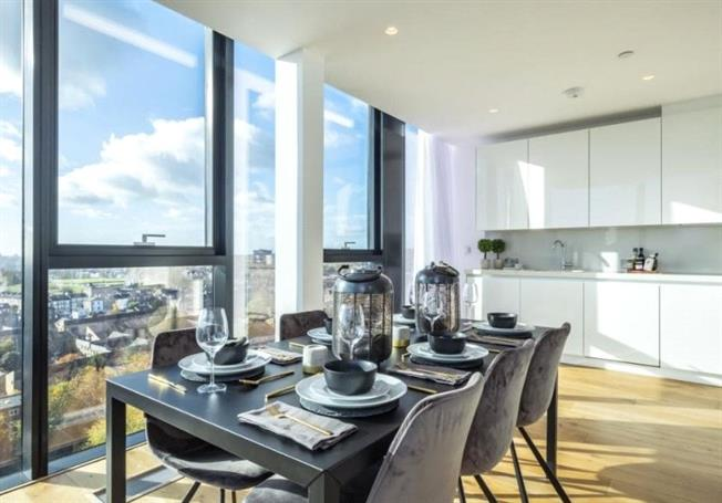 Asking Price £1,125,000, 2 Bedroom Flat For Sale in London, N19